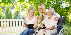 Betreuung zu Hause - Pflege24 mit Herz in München